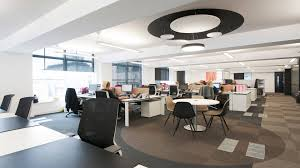 office interior designers london. Modren Designers Bare Escentuals  London Office Interiors Workplace Design Open Plan For Interior Designers M