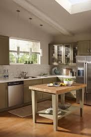 Modern Tropical Kitchen Design Small Kitchen Designs With Island