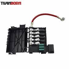 vw battery fuse box for 1999 2004 vw jetta golf mk4 black fuse box battery terminal 1j0937550a