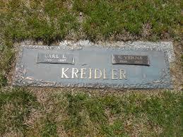 Carrie Verna Mackes Kreidler (1908-2007) - Find A Grave Memorial