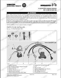 bombardier ds 650 wiring diagram wirdig