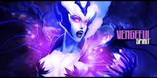 vengeful spirit dota 2 hero by lzdlcrz on deviantart