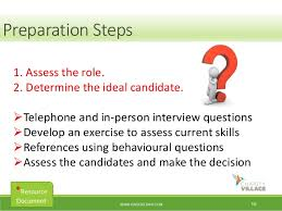 Behaviour Based Questions Best Practices For Behaviour Based Interviewing