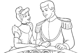 Cinderella Coloring Pages Printable Free Coloring Pages For All