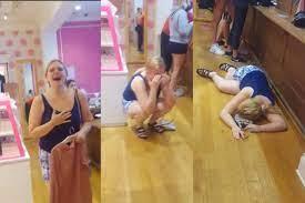 Woman Dubbed as 'Victoria's Secret ...