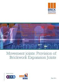 provision of brickwork expansion joints