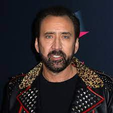 Nicolas Cage is playing Joe Exotic in a ...