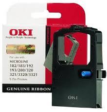 <b>Картридж с красящей лентой</b> для матричного принтера OKI (арт ...