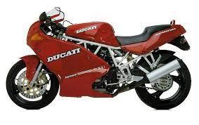ducati 750ss 1990 91