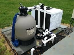 inground pool filter system in ground cartridge o58