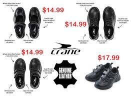 Its Aldi Back To School Sale Week With Leather Shoes Under 20