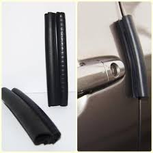 anti scratch protection car door edge guard strips x 4 pcs