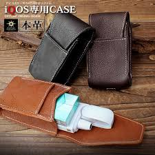 leather case long 100s size genuine leather calfskin eggplant perception sg026 for exclusive use of the