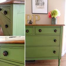 painted green furniture. Green Farmhouse Dresser Traditional-bedroom Painted Furniture C