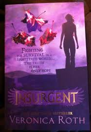 books insurgent by veronica roth ing the picture should link to my review