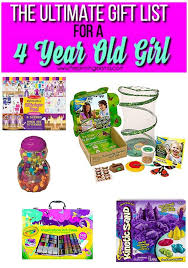 great gifts for a 4 year old girl, arts and crafts Best Gifts Girl \u2022 The Pinning Mama