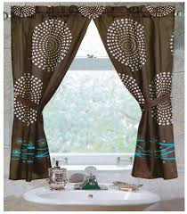 carnation home fashions hanover fabric window curtain
