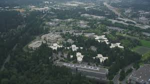 microsoft office redmond wa. Approach And Tilt To Microsoft Headquarters, Redmond, Washington Aerial Stock Footage AX46_029 Office Redmond Wa