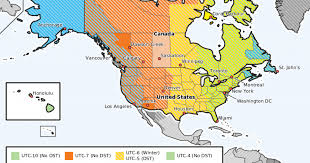 Daylight Savings Time Change 2019 In Usa Canada