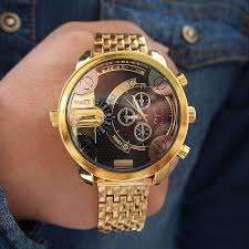 big gold watches for men best watchess 2017 watch pin removal tool picture more detailed about top brand luxury gold big face quartz watch men