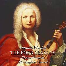 Antonio <b>Vivaldi</b>: The Four Seasons: <b>Trevor Pinnock</b>, The English ...