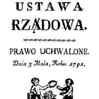 Конституция мая История Беларуси Конституция 3 мая 1791 года