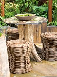 tree stump furniture ideas. Stunning Tree Stump Table For Home Interior And Exterior Furniture Ideas: With Ideas H