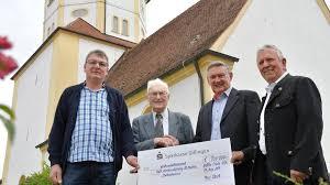 Dattenhausen: Aus den USA kommen hunderttausende Euro für die Dattenhauser  Kirche | Donauzeitung