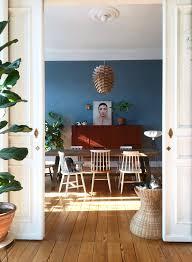 Wandfarbe Blau Und Petrol Die Besten Ideen Für Blautöne