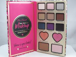 too faced the power of makeup