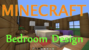 Minecraft Bedroom Wallpaper Minecraft Bedroom Design Ideas Youtube