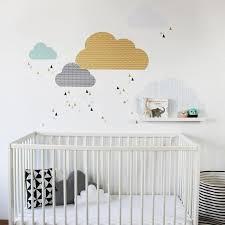 cloud wall stickers cloud shelf cloud