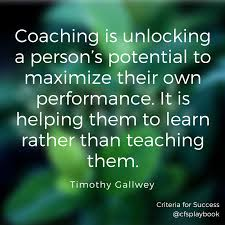 Great Coach Quotes Stunning 48 Coach Quotes 48 QuotePrism