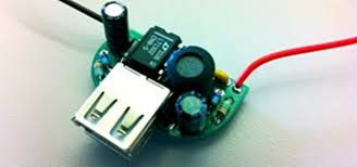 make a diy battery powered usb charger