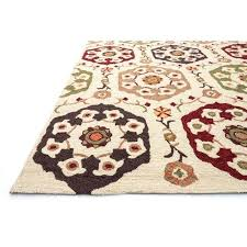 details about loloi francesca 3 round hand hooked rug in beige