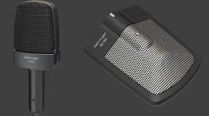 <b>Микрофоны Behringer BA</b> 19A и B 906: клоны Shure Beta 91A и ...