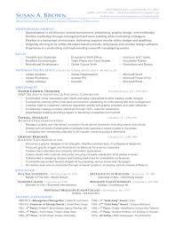 Resume 3d Artist Resume