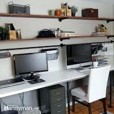 office organization furniture. Stylish Office Organization 8 Home Desk Ideas You Can Family Handyman Furniture