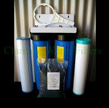 Water Filter Supplies Clarence Water Filters Australia Whole House Twin Water Filter