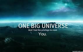 Universe Quotes Custom Universe Quote Quote Number 48 Picture Quotes