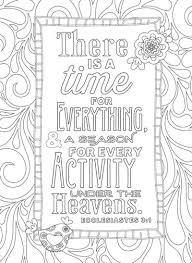 Small Picture Inspiring Words Coloring Book