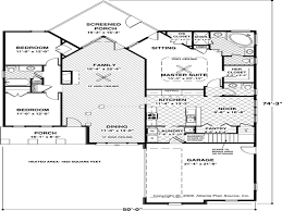 image of small house floor plans under 1000 sq ft homes