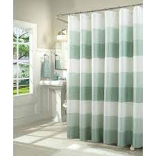 green shower curtain in spa waffle weave fabric shower curtain green fabric shower curtain liner green shower curtain