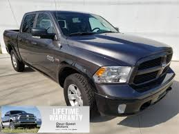 Used 2016 Ram 1500 SLT Truck Crew Cab For Sale Fremont, Michigan