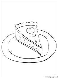 Small Picture Dessert Coloring Pages GetColoringPagescom