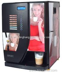 Instant Coffee Vending Machine Delectable 48Selection Instant Coffee Vending Machine From China Manufacturer