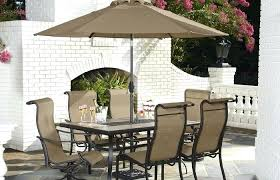 outdoor table settings australia patio round setting furniture outside dining modern ideas