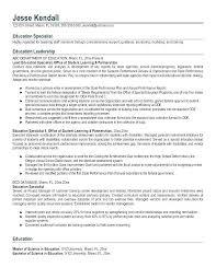 Examples Of Elementary Teacher Resumes. Secondary Teacher Resume ...