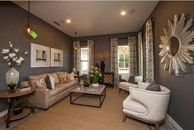 furniture color matching. grey walls with curtains that match furniture color matching