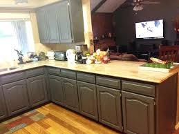 how to paint kitchen cabinets without sanding stunning repainting